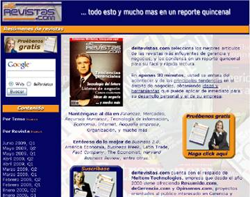 deRevistas.com